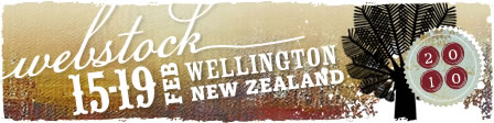 Webstock - Wellington, February 15-19